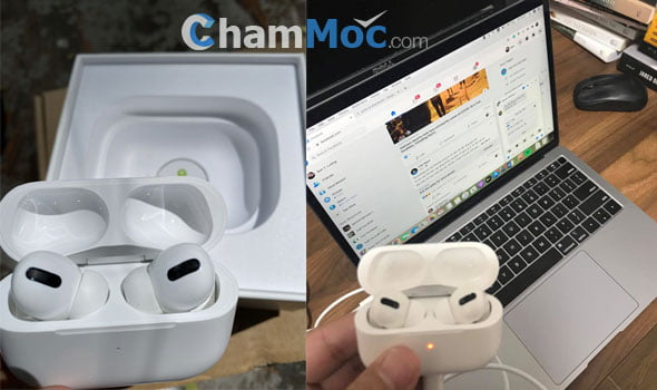 Tai Nghe Bluetooth Apple AirPods Pro True Wireless - MWP22