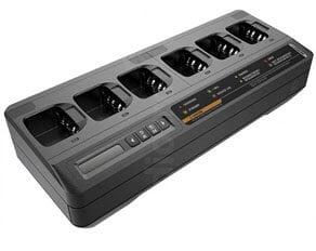 Bộ sạc 6 hộc Motorola XiR P6620i