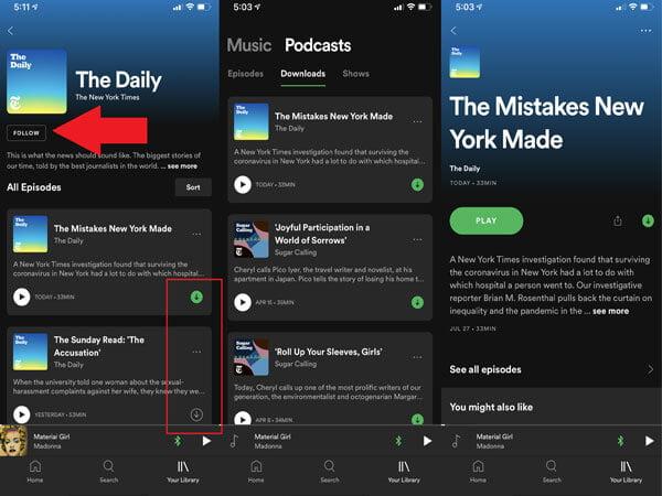 Cách Tải nhạc từ Spotify về Máy tính hình 6