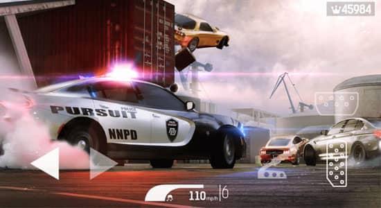 Game đua xe hay cho Android hình 11