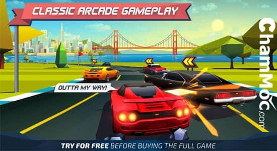 Game đua xe hay cho Android hình 12