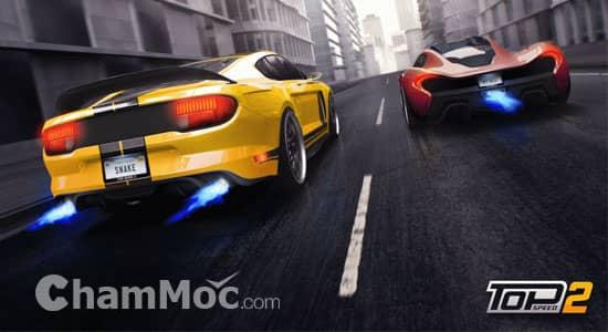 Game đua xe hay cho Android hình 19