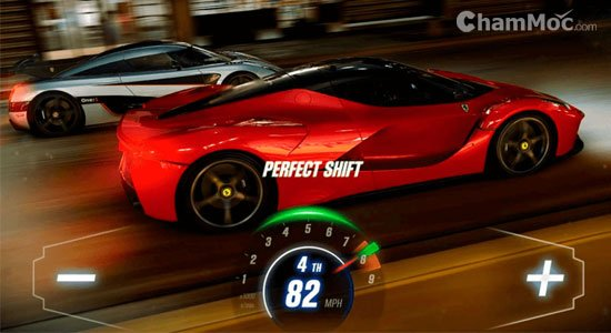 Game đua xe hay cho Android hình 2