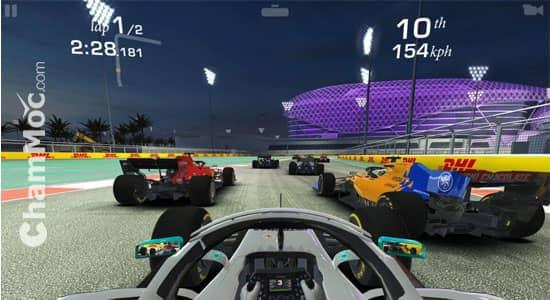 Game đua xe hay cho Android hình 8