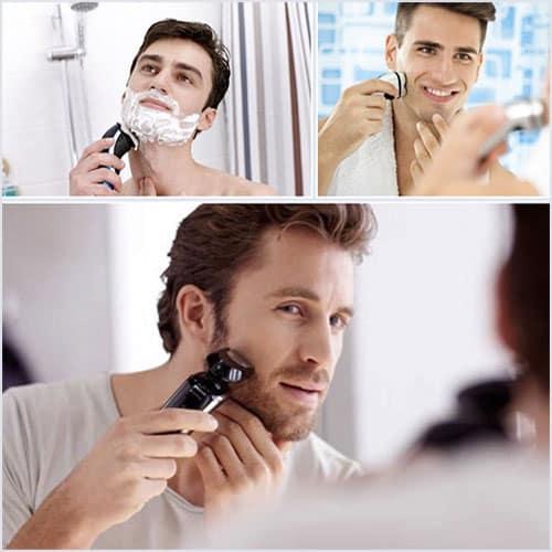 Sensitive skin should use razor or shaver is best 2